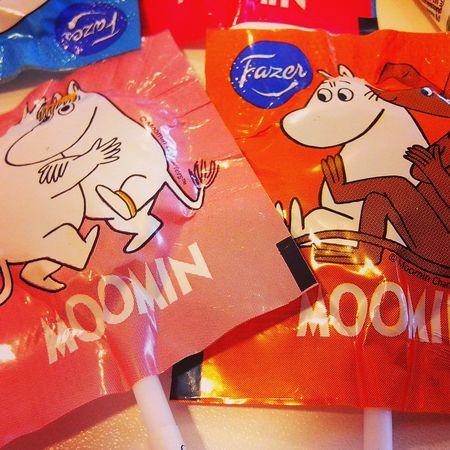 Moomin Sweets Fazer Delicious