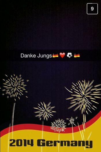 OMG WIR SIND WELTMEISTER?? Worldcup2014 Soccer Germany Hello World
