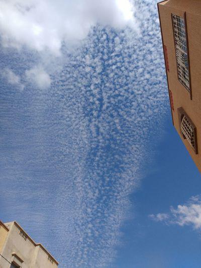 Nubes Y Cielo Nubesdetuciudad Clouds And Sky Marruecos