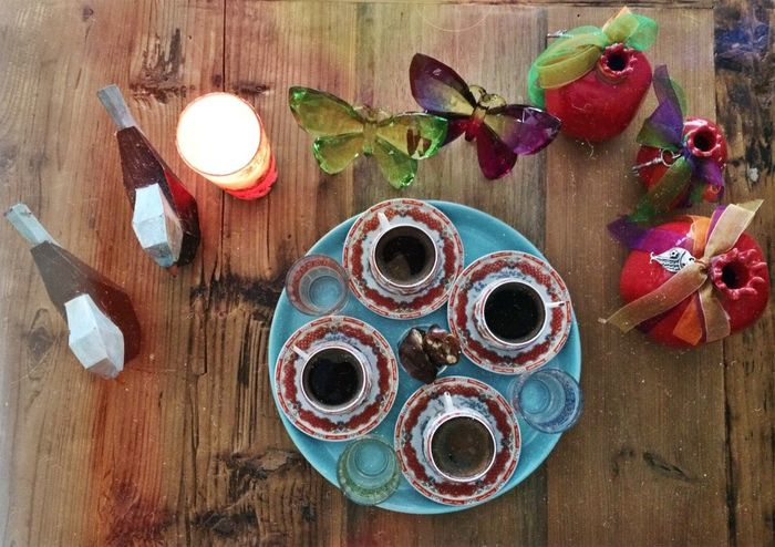 Coffee Coffee Time Turkishcoffee Wood - Material Table Red Drink Indoors  Day