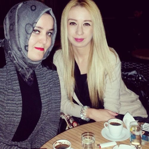 Taksim Kallavi Coffe Drink Like Beautifiul Happy Smiley ☕🍹👧💟👱😄☺😍😙