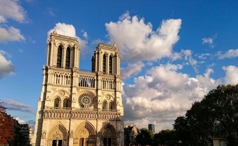 Paris, France  Notre Dame De Paris Tourism