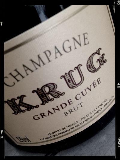 Krug Reims Champagne Club The Champagne Bar By Richard Juhlin
