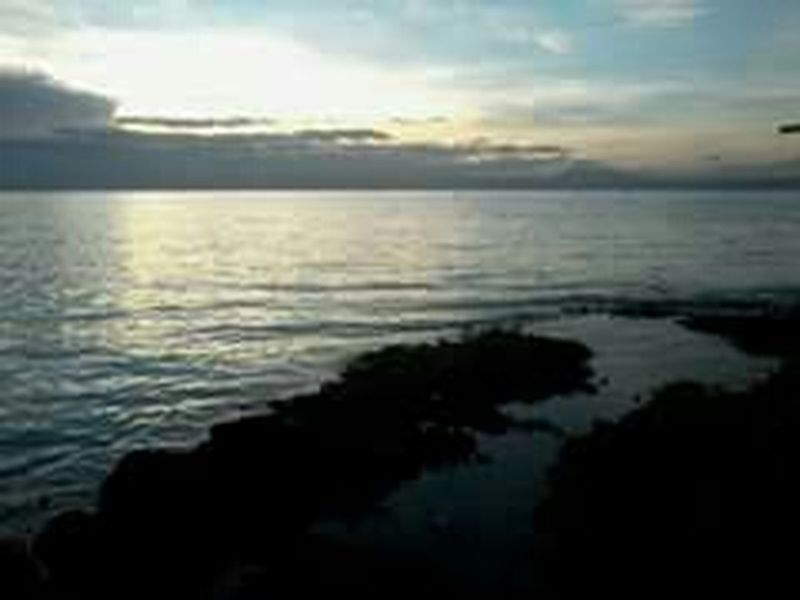 True perfect colour of beautiful nature Seaside Beachphotography Nature Colour Sunset Philippines