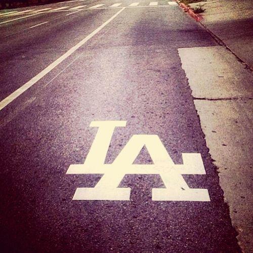 LA hell yeah Streetphotography Losangeles California BrownPride