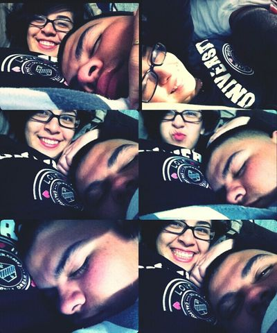 Took Pics Wen He Was Asleep He Cute♡