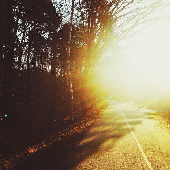 Early saturday morning Soaking Up The Sun Walking Around EyeEm Best Shots Hello World