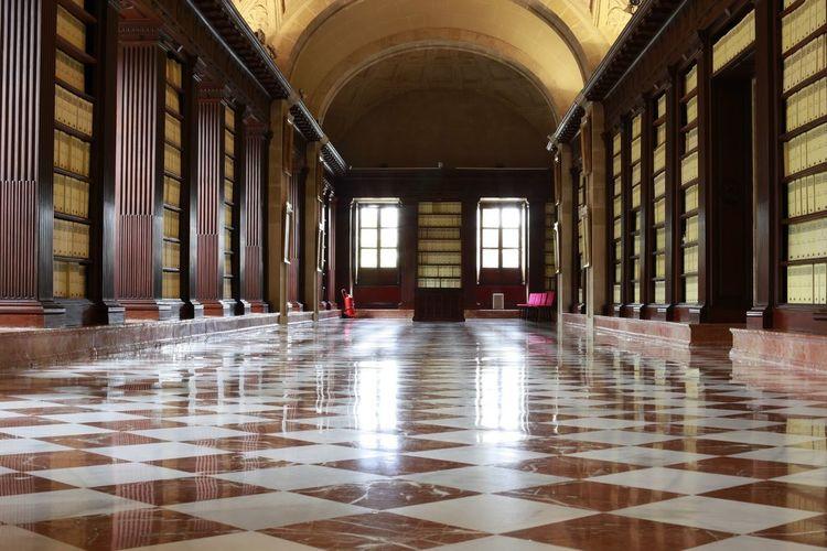 Spanish archive Sevilla Architecture Long Exposure