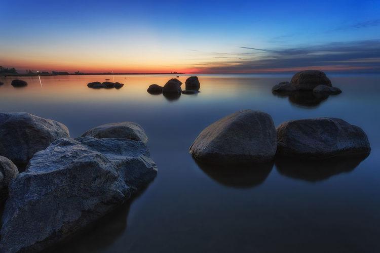 Ladoga Sunrise