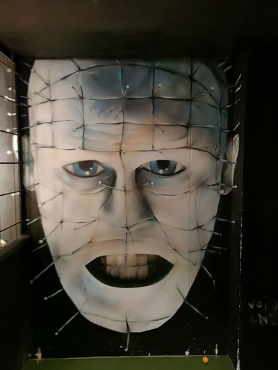 Face Horror