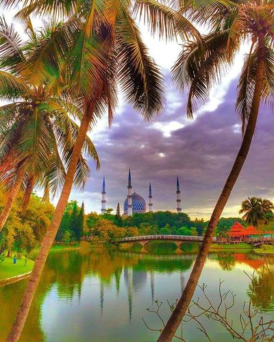 Good night igers 😴💤 Nature Naturelover Travel Mosque Peace Throwback Tb Love Beautiful Picture Ig_today Natureaddict Green Trees Insta Instagram Igaddict Ig_week Igers Rsa_nature Amazing Ig_myshot Likes Ig_daily Awesome loveit worldbestgram insta_worldz ig_week lake