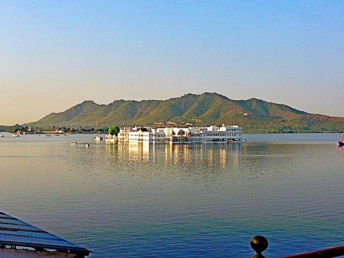 Lake Pichola in