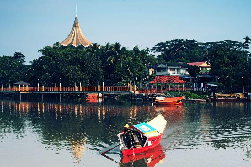 Sarawak Kuching, Sarawak Sungai_sarawak Travel Photography The Traveler - 2015 EyeEm Awards Travelasia The Photojournalist - 2015 EyeEm Awards People Of The Oceans