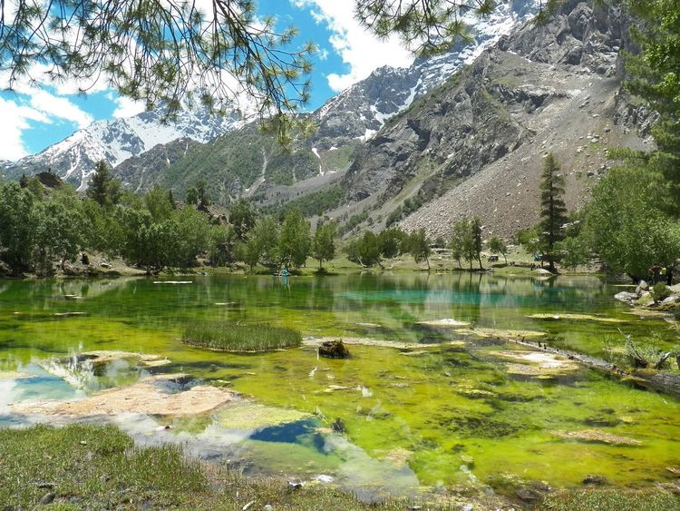 Nalter Lake Hunza Beauty Of Pakistan Pakistani Traveller EyeEm Best Shots Pakistan