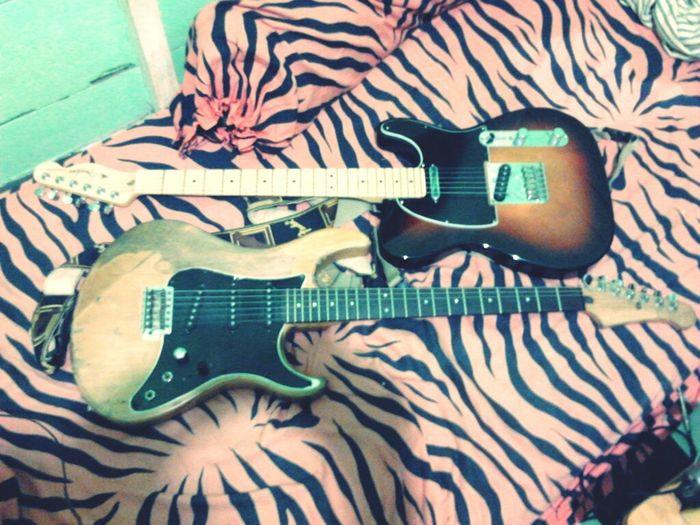 Luvly Guitars..