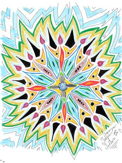 Mandala realizado en iPad Pro con Apple Pencil. Check This Out Relaxing Enjoying Life Mandalas Colors Dibujo Picture Ipad Pro Apple Pencil