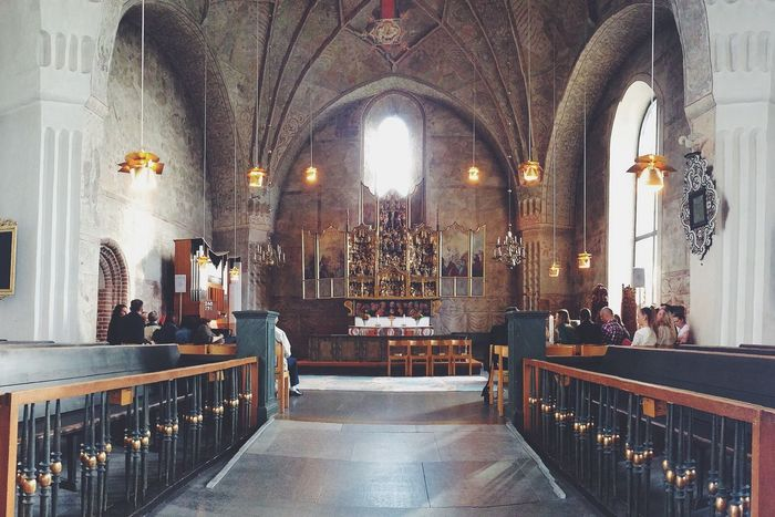 IPhone 5S Church VSCO