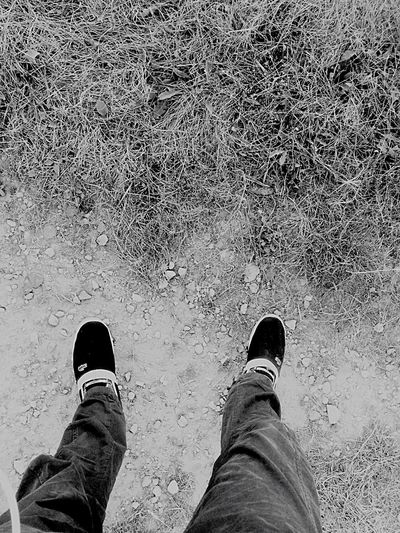 Shoe Person Men Low Section Standing Personal Perspective Footwear Day Pants Limb First Eyeem Photo