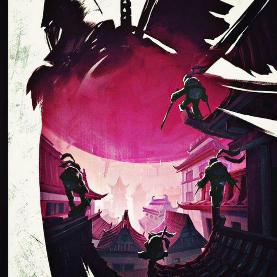 ?Epic? ?Turtle Power!? ⭐️Hey Shellheads! Good morning to you all btw hope your day is shelltastic!⭐️ ?Booyakasha!? Anime Teenagemutantninjaturtles Tmnt Tmntforever