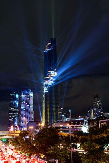 Lighting show