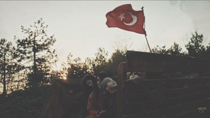 Vatansanacanımfeda Vatan Flag Turkey