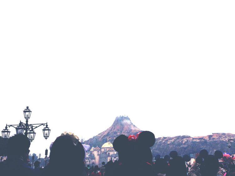 Volcano Mickey Mouse Tokyo Disney Sea Enjoying Life Hello World Taking Photos Hanging Out First Eyeem Photo