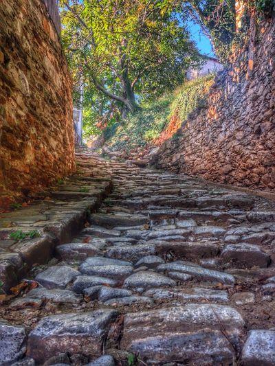 Greece Walking Around HDR Taking Photos