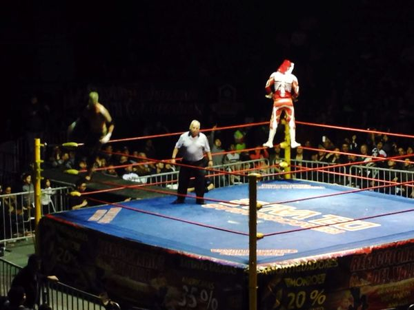 Lucha Libre Mexican Wrestling