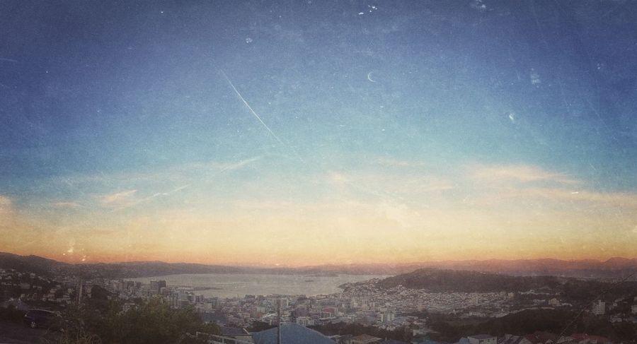 Postcards From Far Away Sunset
