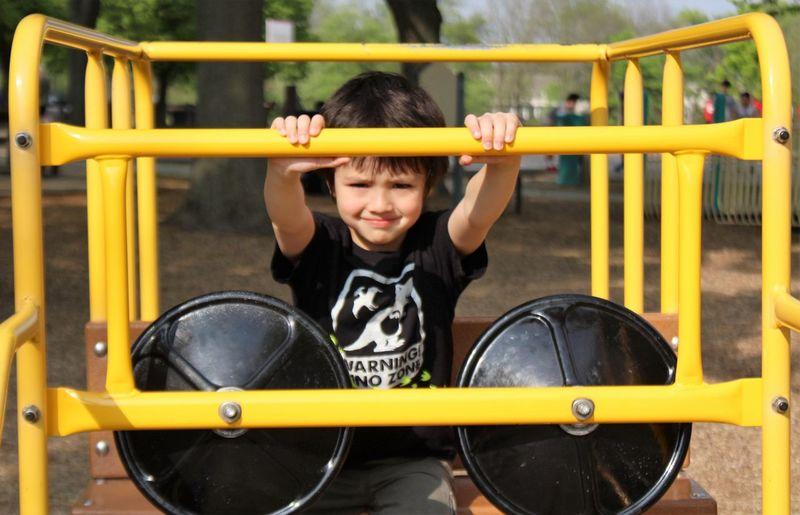 Playground Boys