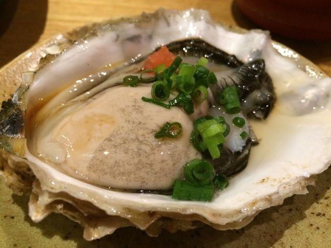 カギ 生牡蠣 オイスター