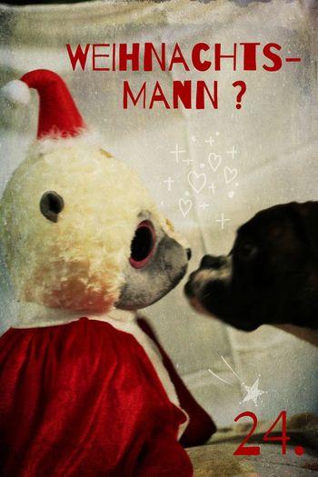Türchen 24 - Merry Christmas-Frohe Weihnachten! Juno's Adventskalender Juno's World For My Friends That Connect