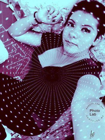 Young Women Portrait Females Studio Shot Human Face Digital Composite Close-up