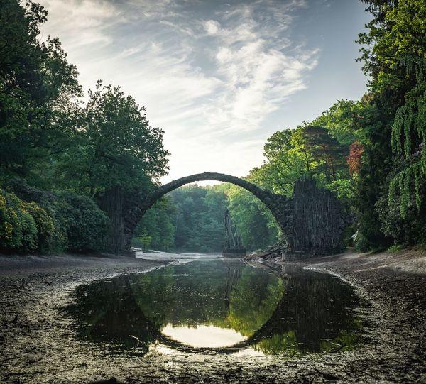 rakotzbrücke in