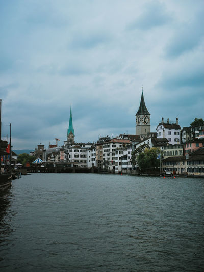 Lost in Zurich. EyeEm Best Shots The Week on EyeEm Travel Destinations Traveling Travel Photography Travel Backpack Lifestyles Photooftheday Photography Town Street Streetphotography City Cityscape Urban Skyline Water Business Finance And Industry Sky Architecture Building Exterior Built Structure