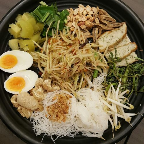 Food Thai Food Yummy Spicy Food Tradition Healthy Eating Ready-to-eat Freshness Egg Yolk Close-up No People