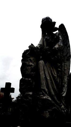 Angel Gothic Girl Gothic Angel Statue Dark Angel Angel Statue Sillouette Angel And Cross Cross