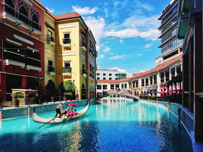 Water Gondola -