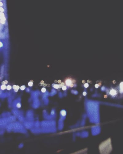 Illuminated Night Nightlife Performance Stage Light Defocused Popular Music Concert Blurred UPfair EyeEmNewHere
