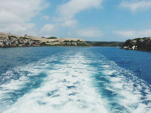 Menorca Sea And Sky Sea And Boats Seascape Photography Scenery Scenery Shot Landscapes With WhiteWall Photography In Motion