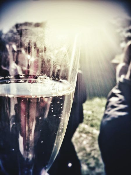 Taking Photos Champagne Champagne Lover Sun