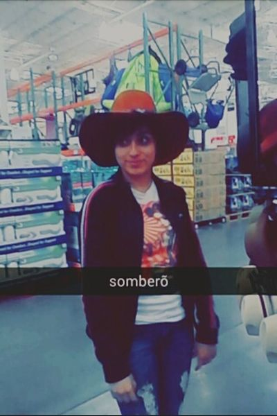 Shopping at Costco, where they have everything, 😂😁 and i found myself a sombrerõ. Color Portrait Hats Sombrero Costco Shopping Fashion Hair HappyMood GoodFellas IMP At Pitti Uomo 86.
