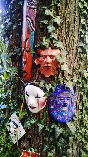 Masks Decor No