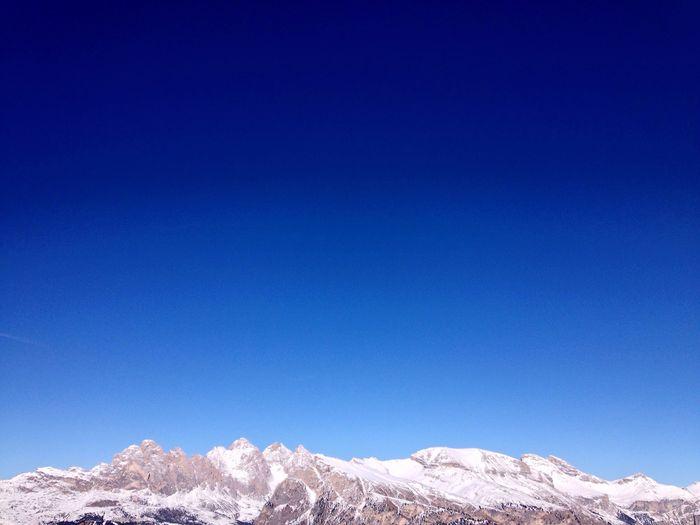 Negative Space Dolomites Skidream Onthetopofeurope