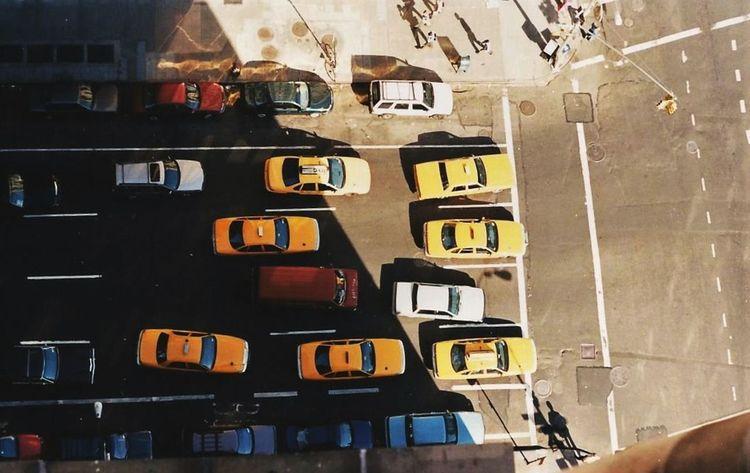 # #caballo #cars #ny #street #TakeOver #TakeoverContrast #taxi #traffic City Life Newyork