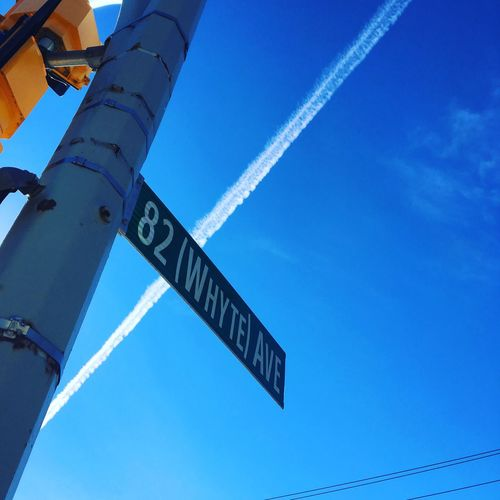 Edmonton Whyte Ave Canada Alberta Street Streetphotography