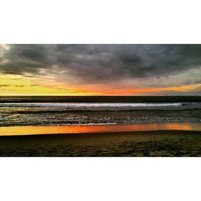 Sunset California Losangeles Santamonica Beach Sunset Istanbul Turkishgram Beşiktaşk