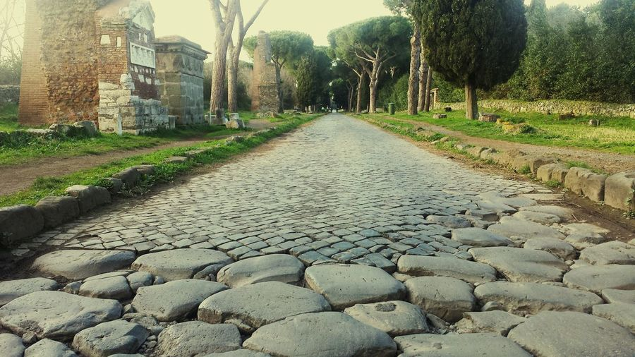 Rome Appia Antica Romeholidayspass Streetphotography Streetphoto_color Landscape