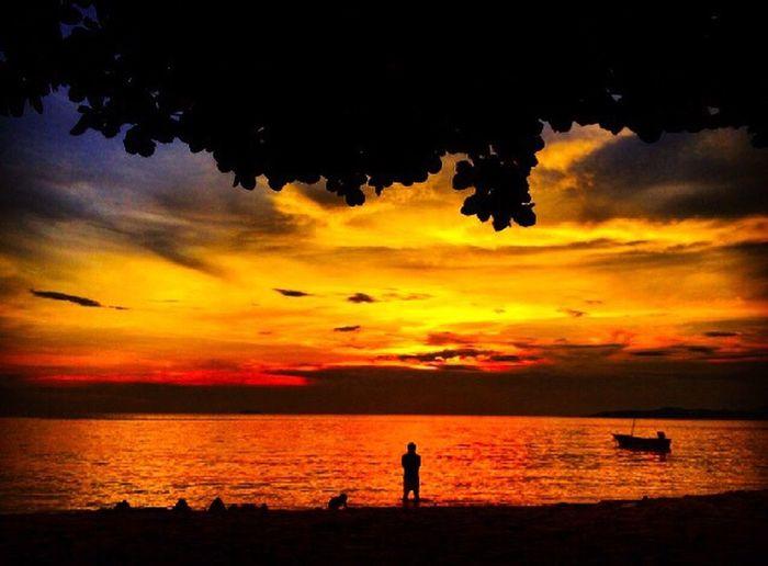 Outstanding Yinyom Beach Phratumnak Beach Pattaya Thailand