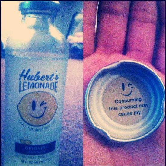 Huberts Lemonade